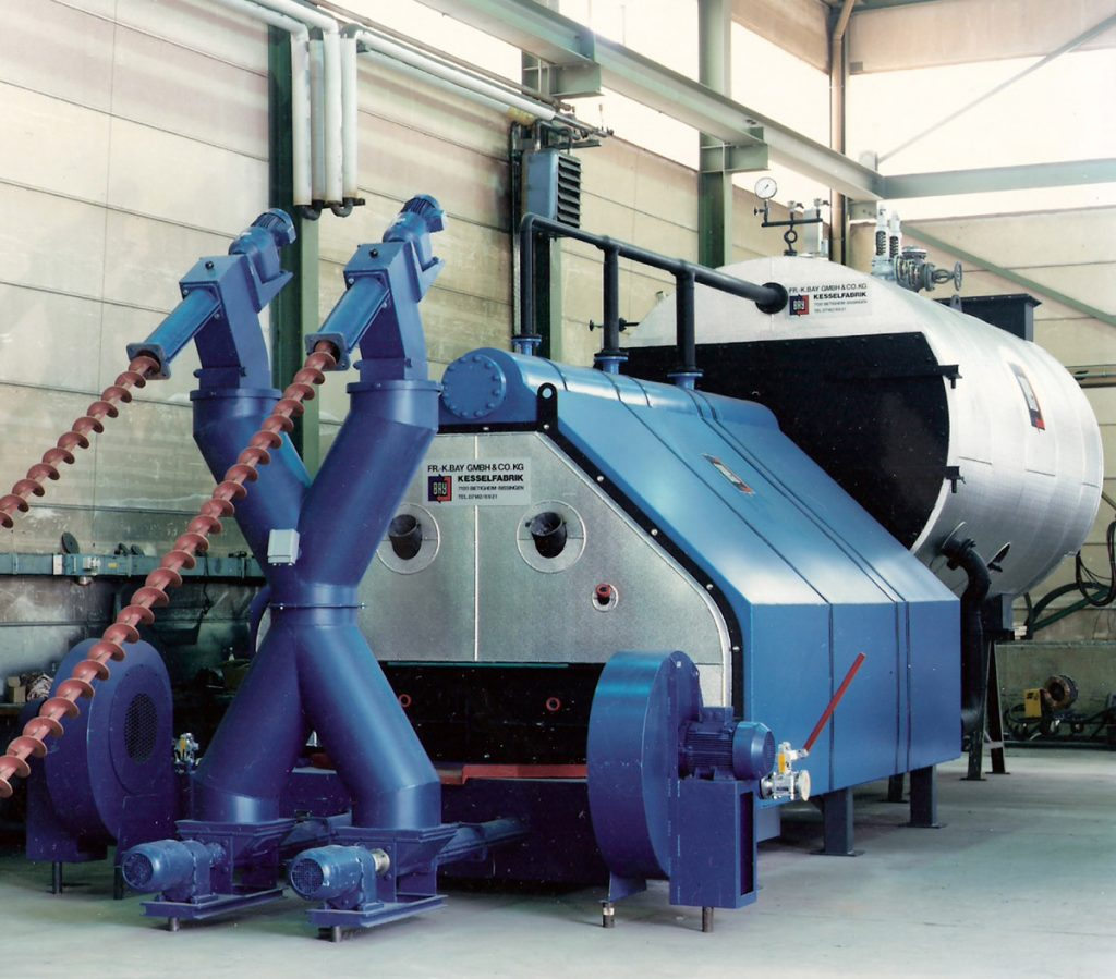 Biomass furnaces - BBS GmbH