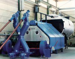 biomassefeuerung