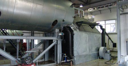 Zweiflammrohr-Dampfkessel - BBS GmbH