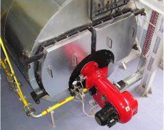industrieller Dampfkessel – Industrielle Dampfkessel